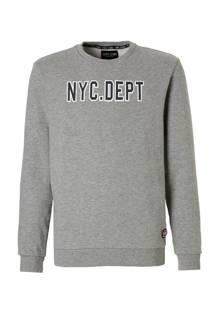 sweater Fastcall grijs