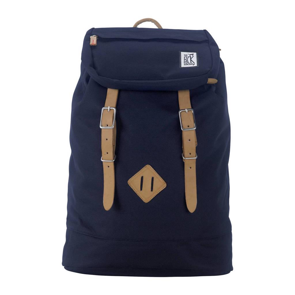 The Pack Society  rugzak, Blauw