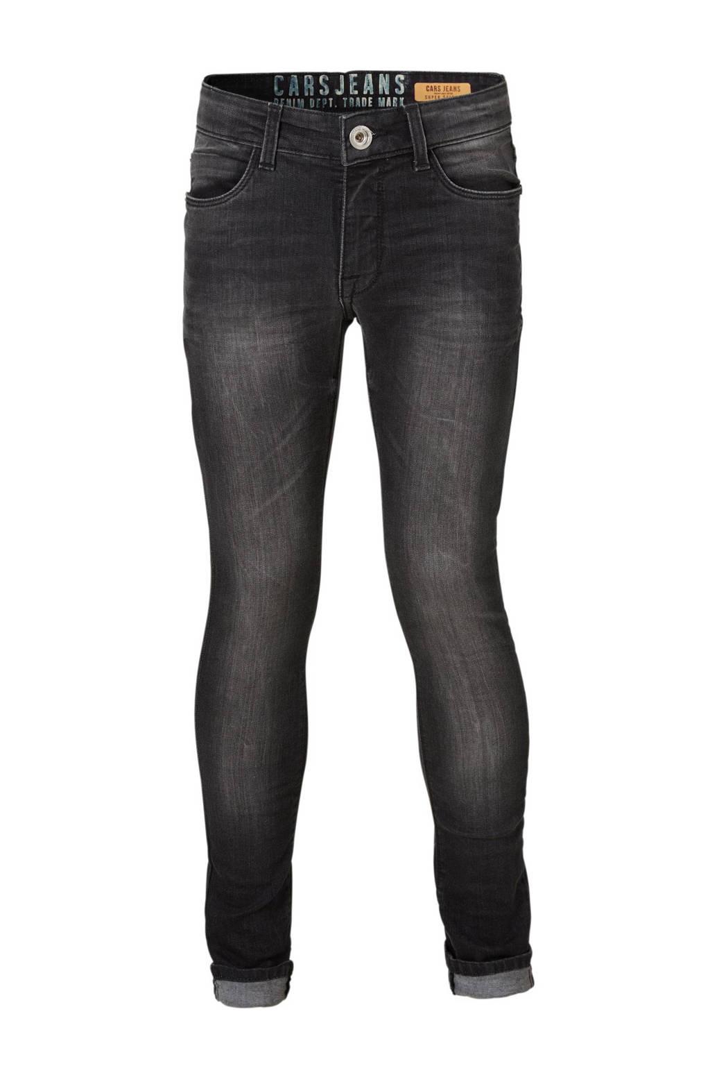 Cars skinny jeans Hondall, Grijs