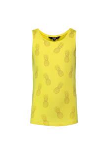 singlet met een ananas print