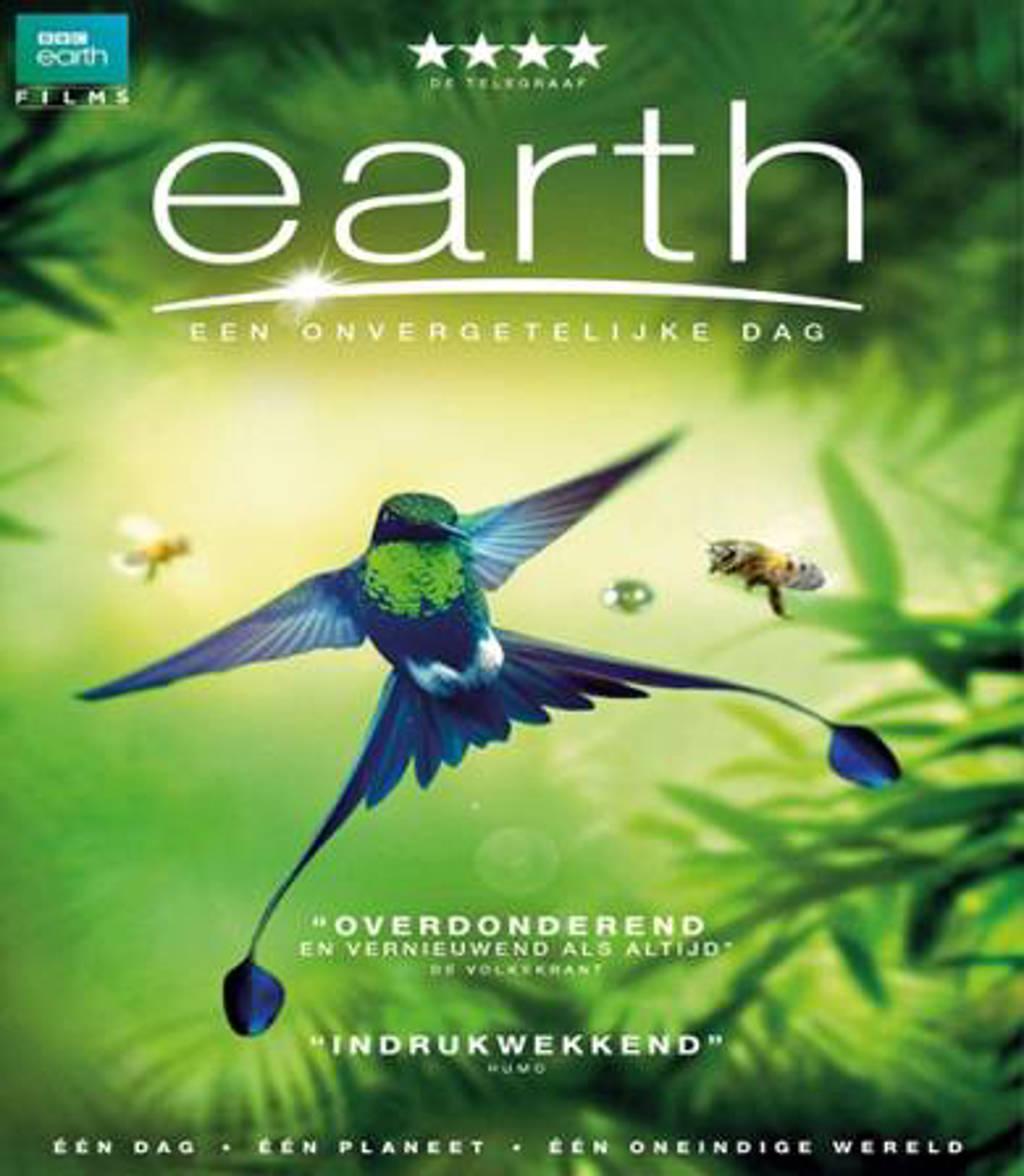 Earth - Een onvergetelijk dag (Blu-ray)