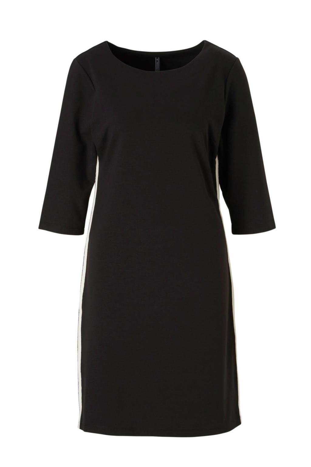 FREEQUENT Dane jurk, Zwart
