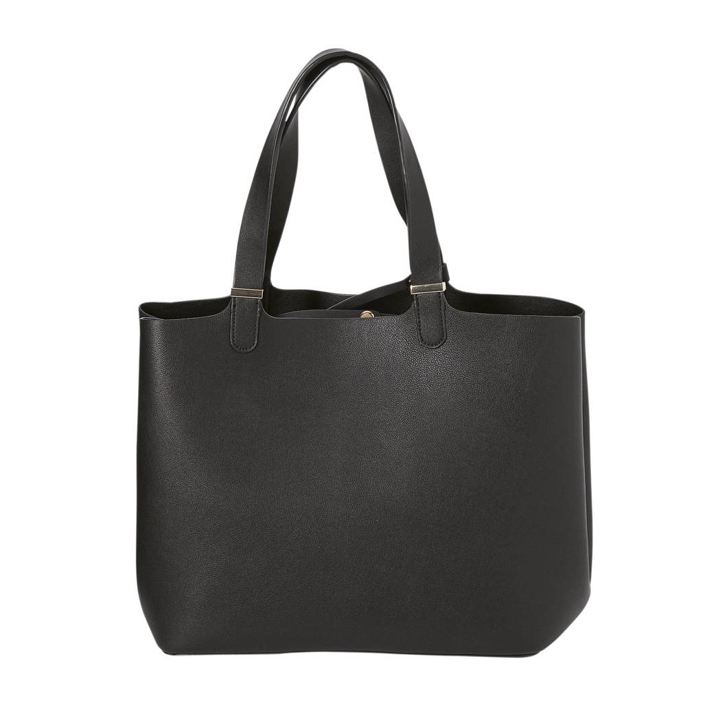 Pieces   shopper, Zwart