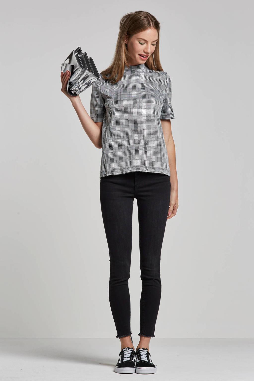 Pieces jeans, Zwart
