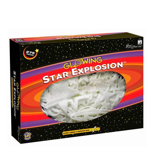 University Games glow in the dark sterren: sterren explosie kopen