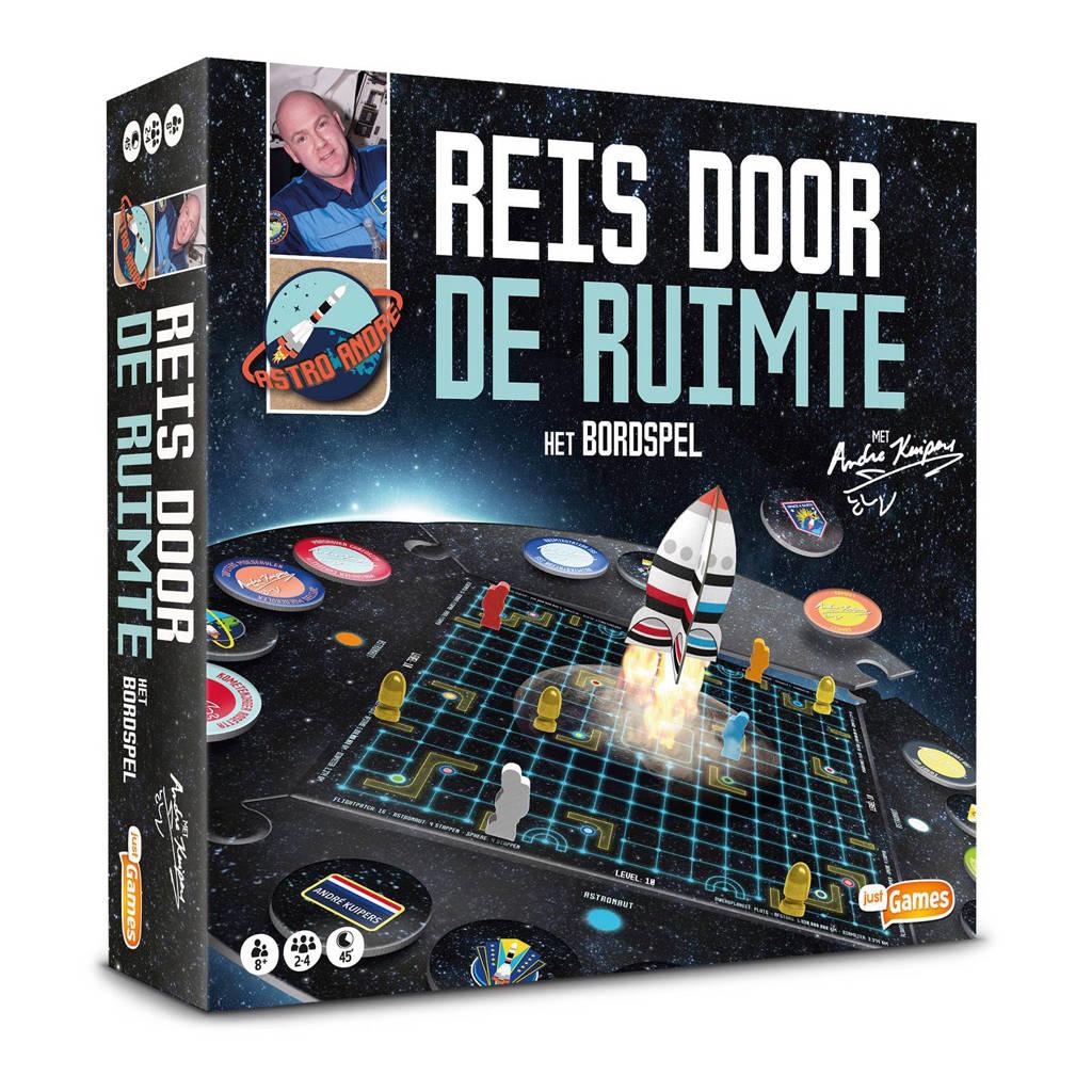 Just Games Reis door de ruimte bordspel