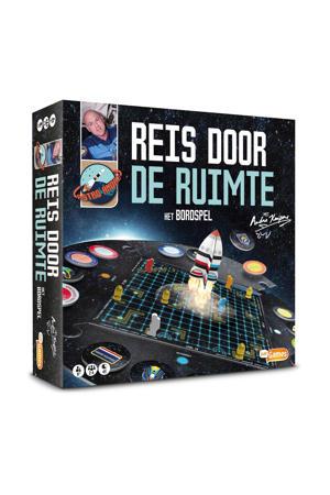 Reis door de ruimte bordspel
