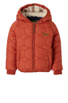 Lo winterjas Kasper oranje