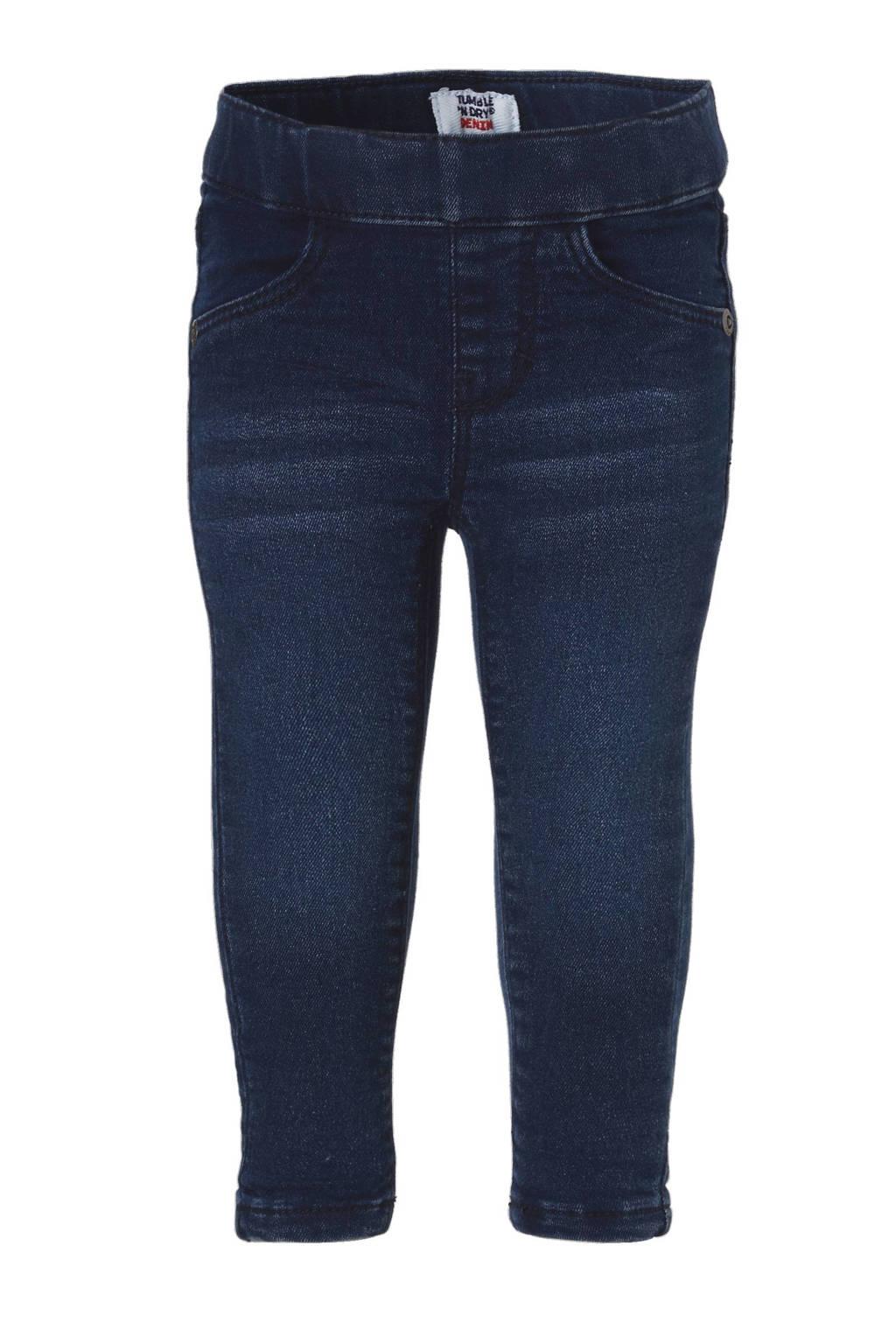Tumble 'n Dry Lo skinny jeans Pitou, Blauw