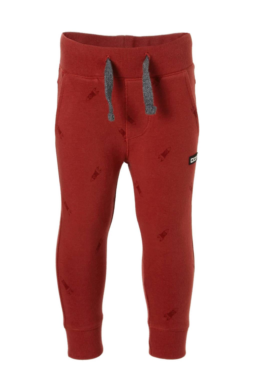 Tumble 'n Dry Zero   sweatpants Korey rood, Rood