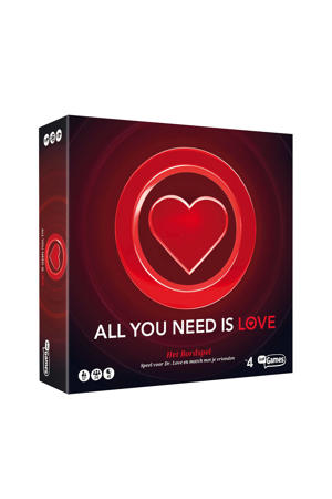 All You Need Is Love bordspel