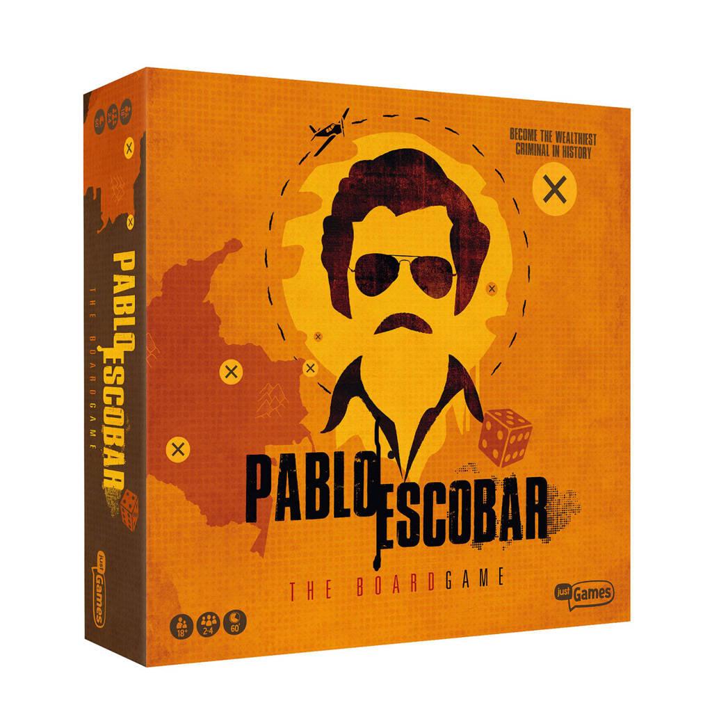 Just Games Pablo Escobar bordspel