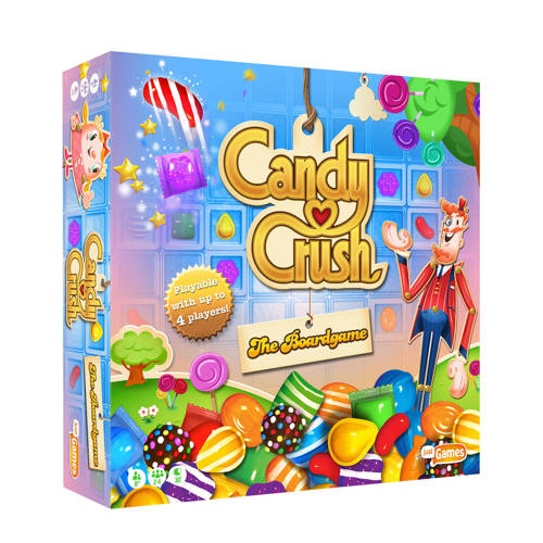 Just Games Candy Crush bordspel kopen