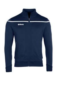 Reece Australia   sportvest donkerblauw, Donkerblauw/wit, Jongens/meisjes