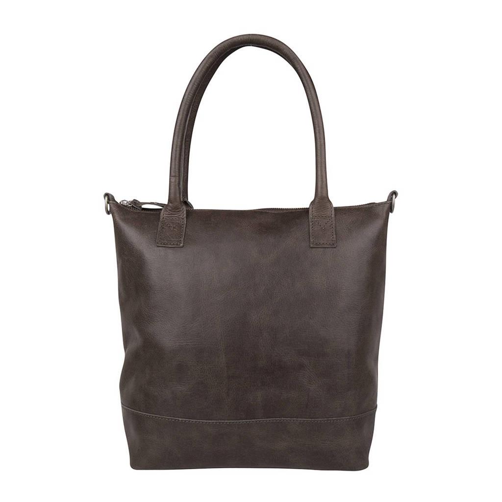 Cowboysbag leren handtas Bag Glasgow, 142 - Storm Grey