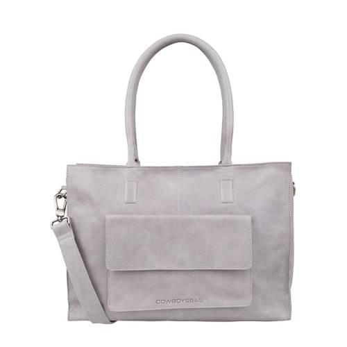 Cowboysbag-Luiertassen-Diaper Bag Tortola-Grijs