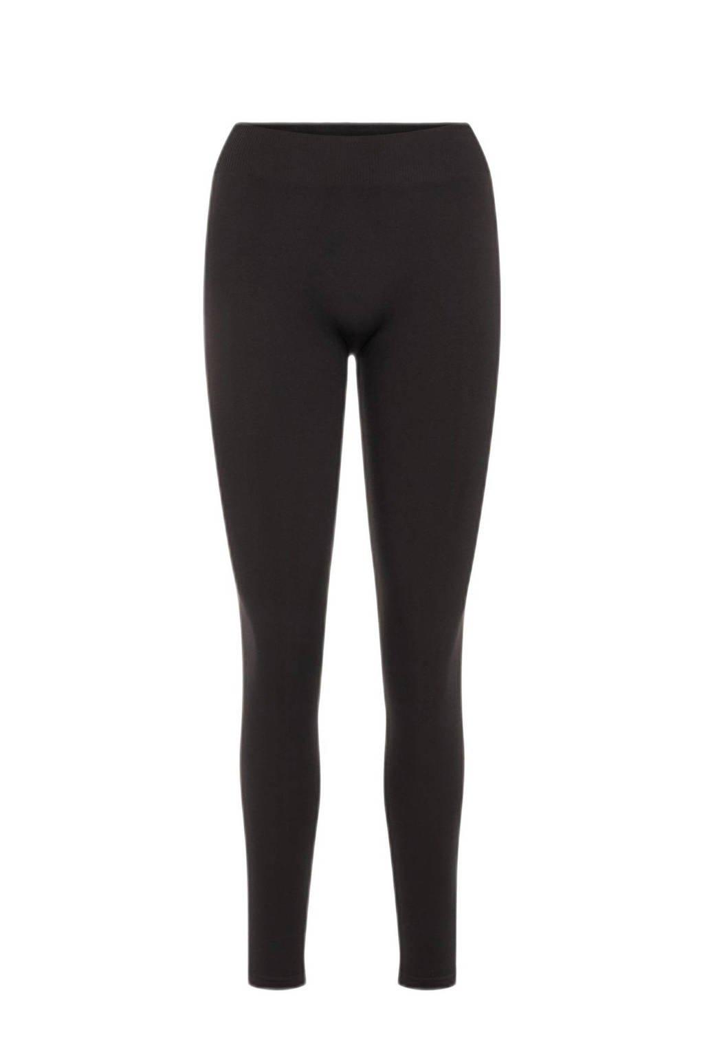 PIECES legging Basics zwart, Zwart