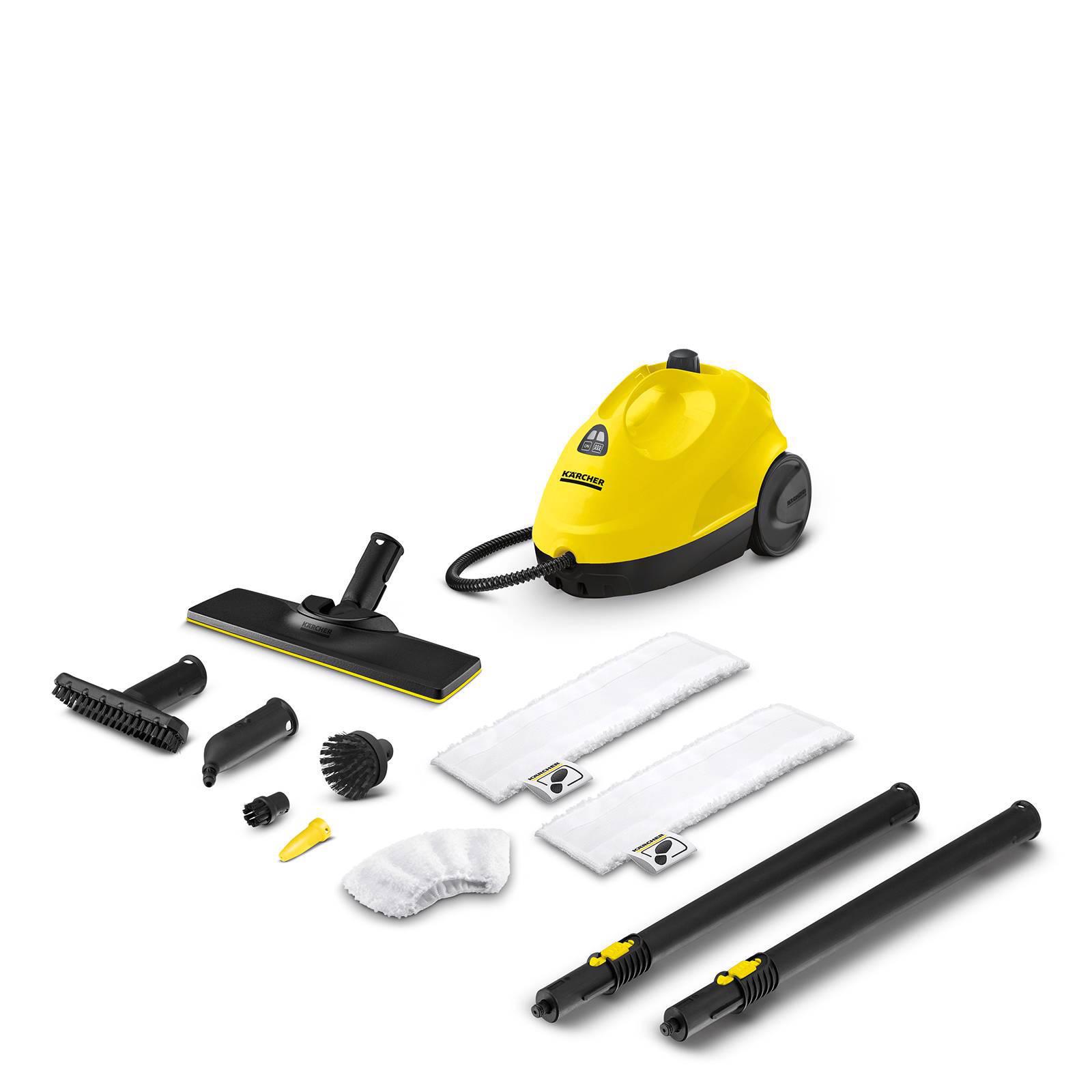 Kärcher SC2 EasyFix Premium Yellow stoomreiniger