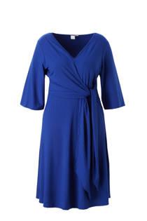 Lost Ink Plus jurk met strikdetail