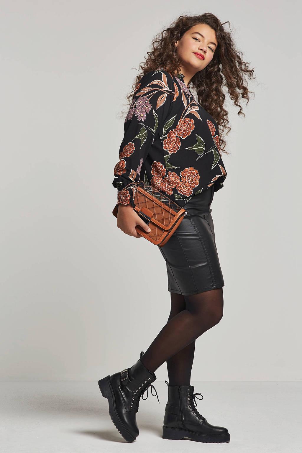 whkmp's great looks gecoate rok, Zwart