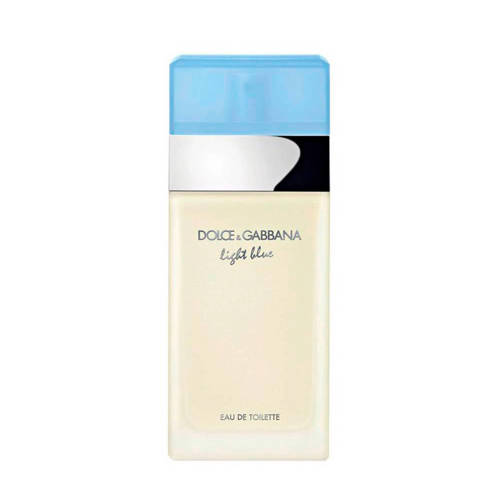 Dolce & Gabbana Light Blue Eau de Toilette (EdT) 100 ml klar, milchig