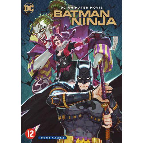 Batman - Ninja (DVD) kopen