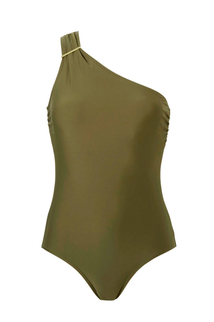 Beachwave Badpak.One Whkmp S Beachwave Corrigerend Shoulder Badpak Groen Qztwtrzax