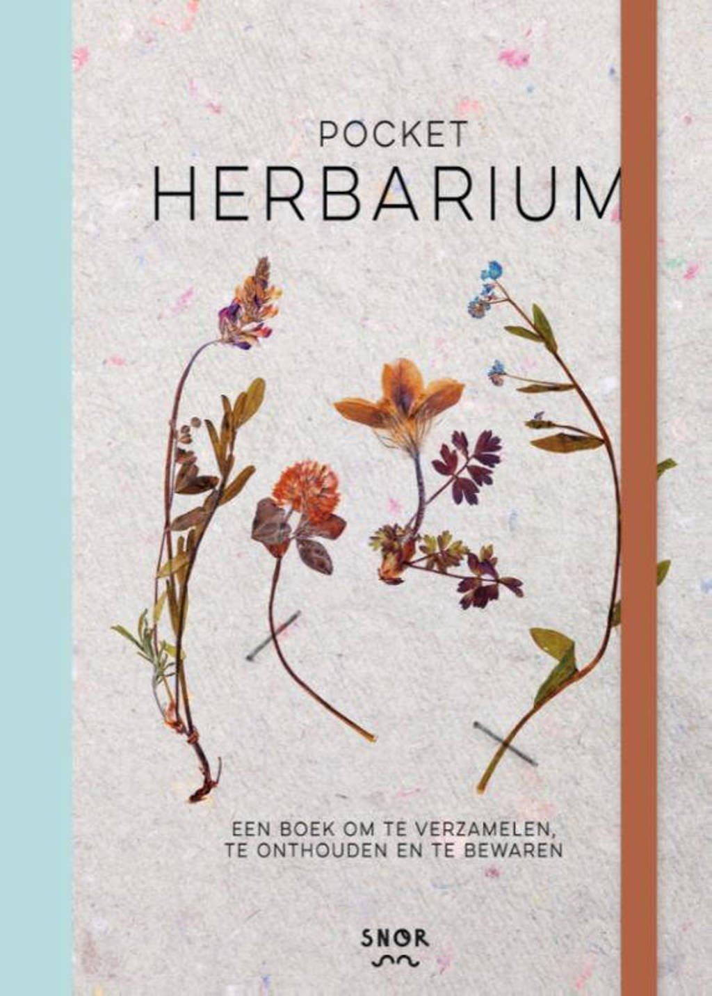 Pocketherbarium - Saskia de Valk