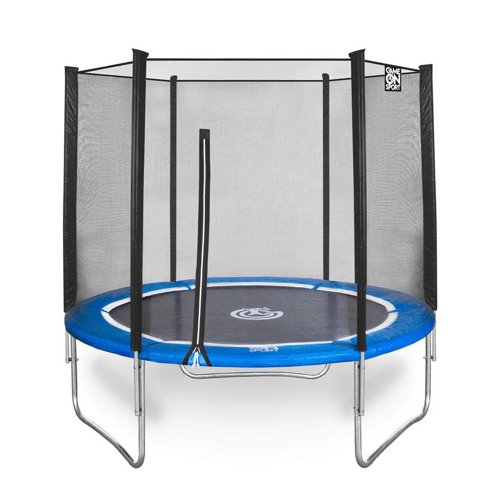 Game on sport Jumpline trampoline Ø305 cm, Blauw