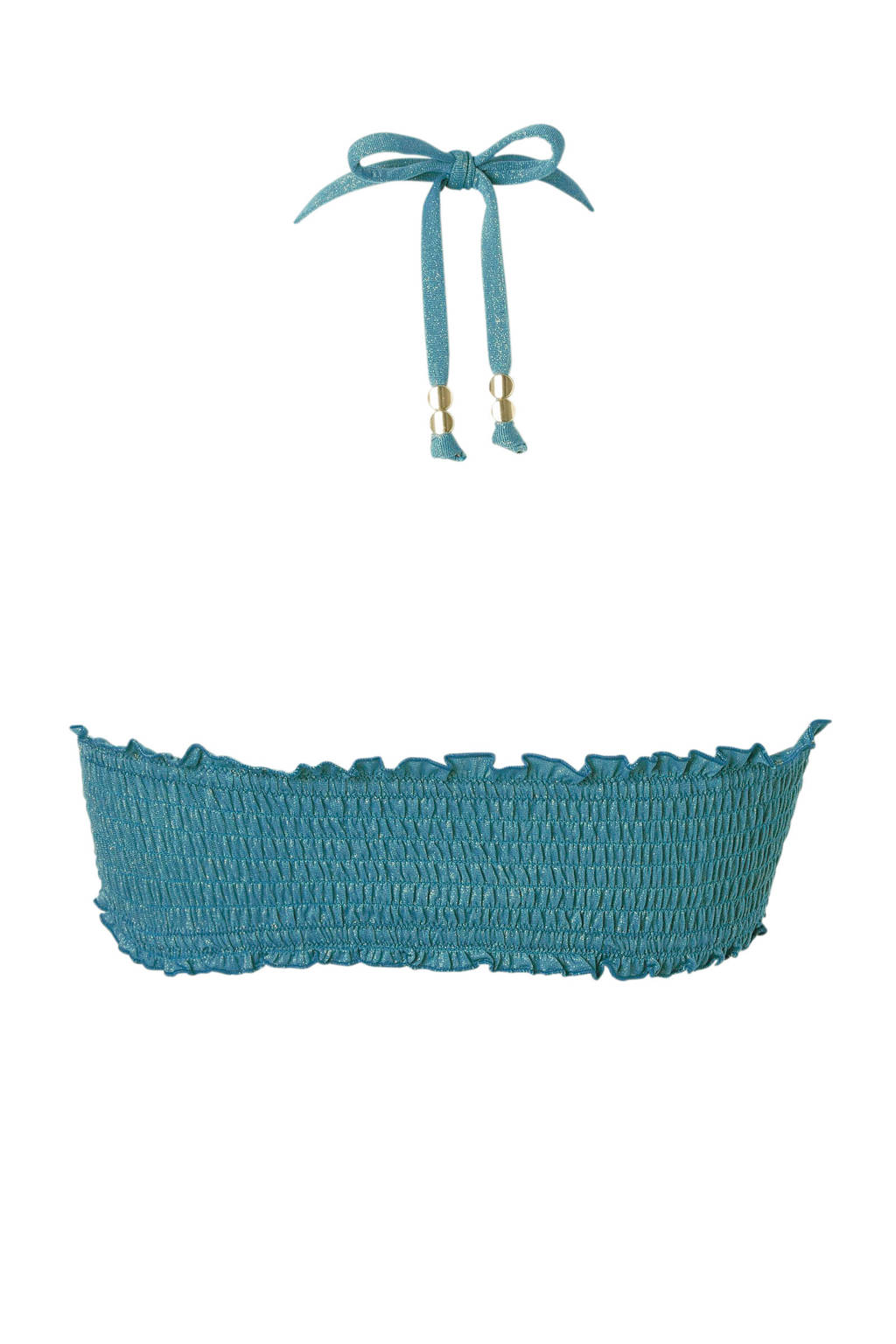 Glitters Goudkleurige Bikinitop Whkmp's Beachwavebandeau Groen Met wIqcRW1fHx