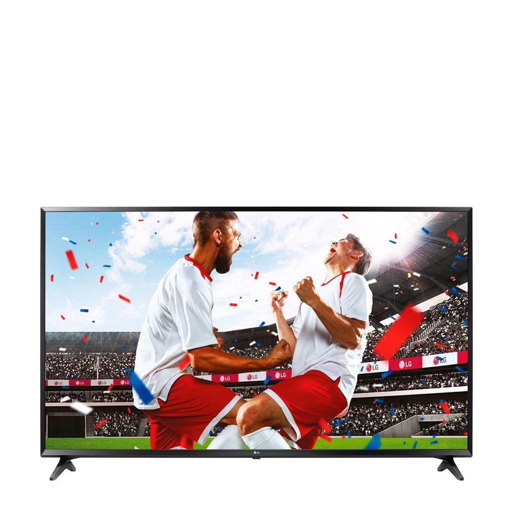 LG 65UK6100PLB 4K Ultra HD Smart tv, Zwart