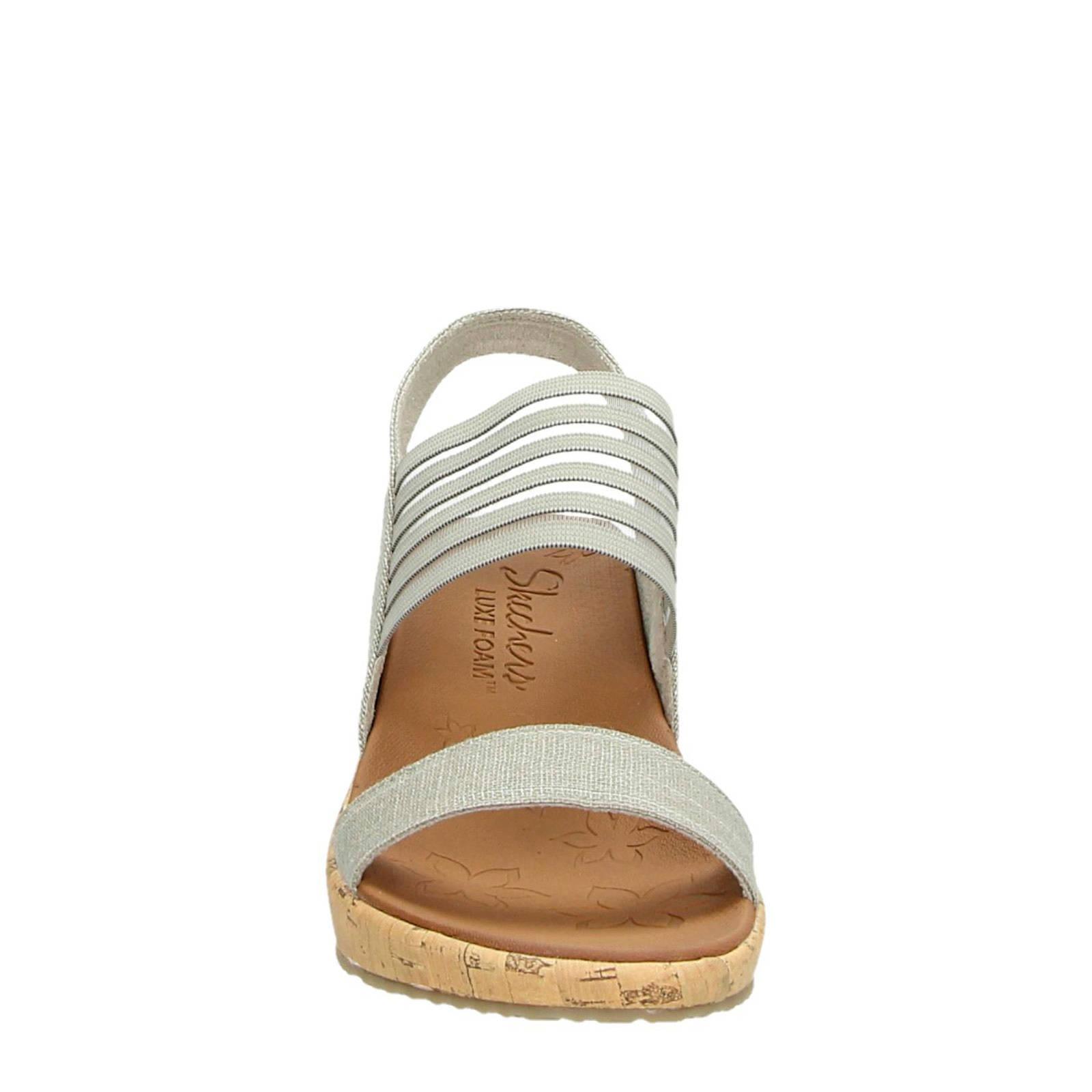 Skechers Luxe Foam sandalettes | wehkamp