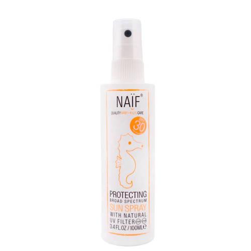 NAÏF Baby & Kids zonnebrand spray SPF30 - 100 ml kopen