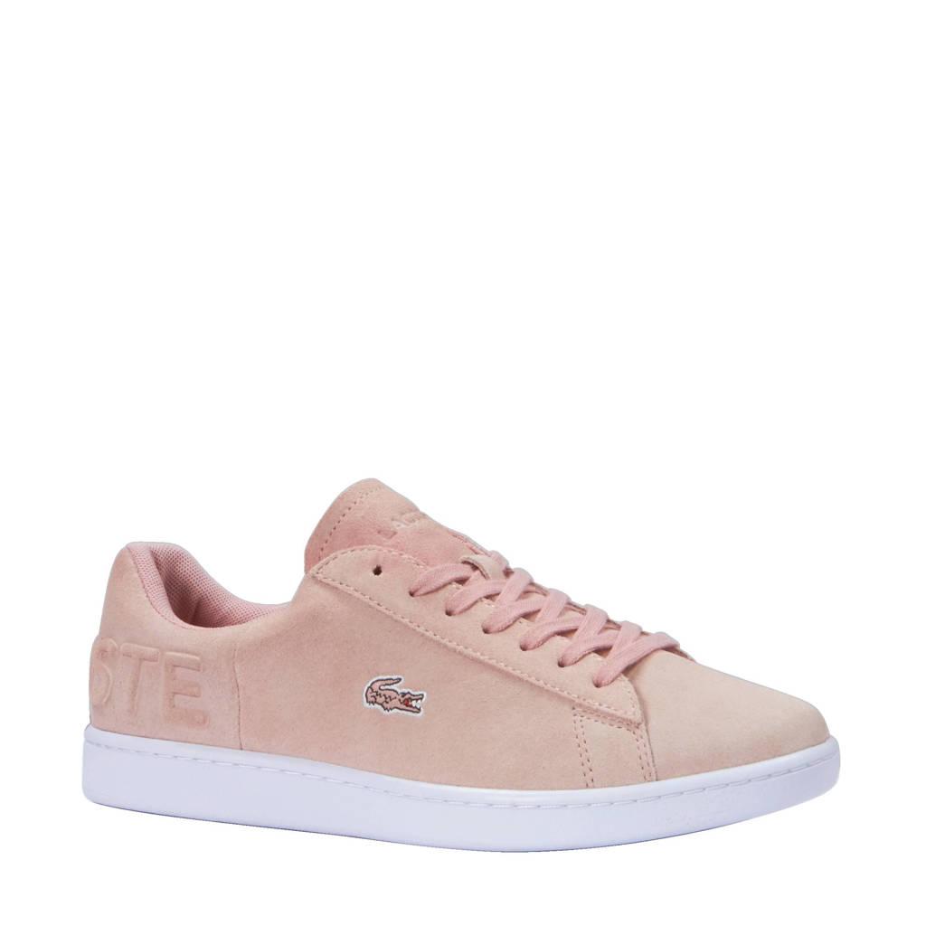 Lacoste  sneakers Carnaby Evo 318, Roze/wit