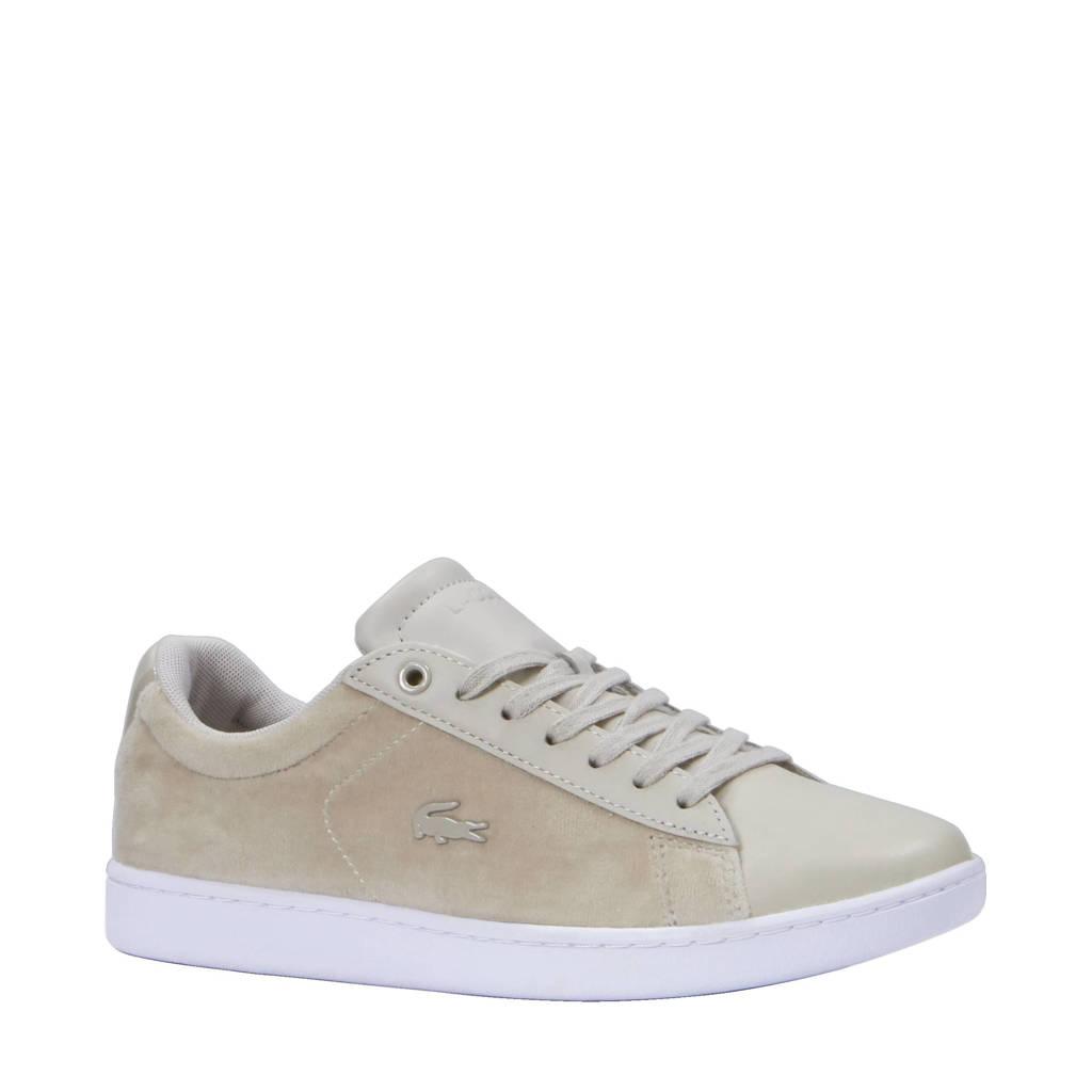 Lacoste  sneakers Carnaby Evo, Beige/wit