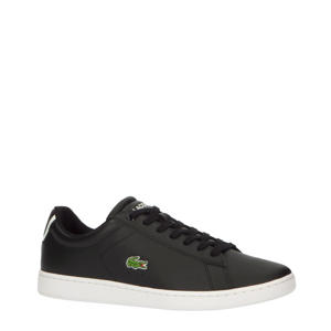 Carnaby Evo  leren sneakers zwart