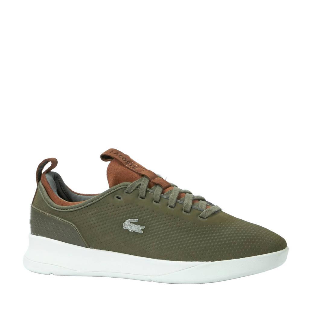 Lacoste  sneakers LT Spirit 2.0, Groen/bruin