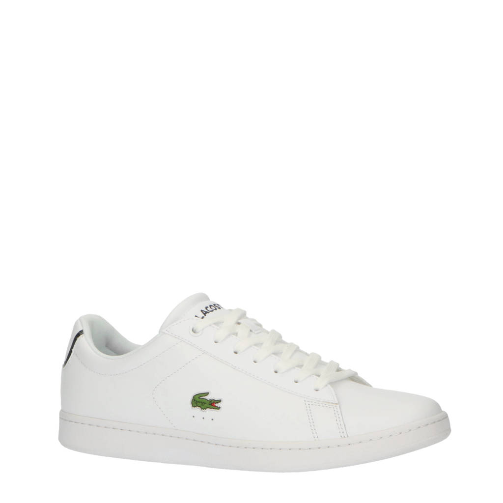 Lacoste   sneakers Carnaby Evo, Wit