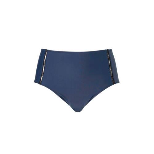 corrigerend broekje high waist blauw