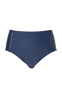 Mix & Match corrigerend broekje high waist blauw