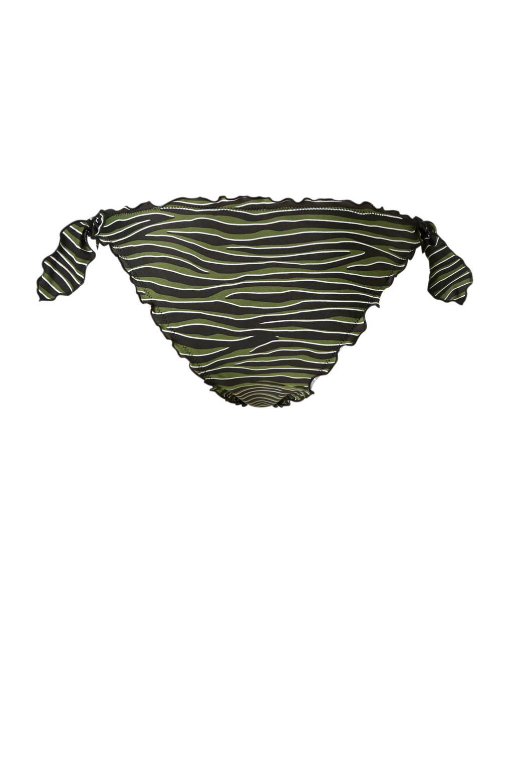 Strepen Met Whkmp's Groen Bikini Broekje Beachwavestrik nx887ZwI0