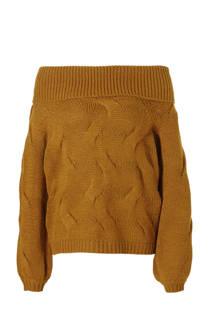 VILA ribgebreide trui (dames)