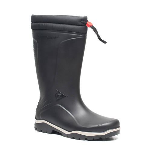 Scapino Dunlop Blizzard Thermo regenlaarzen zwart