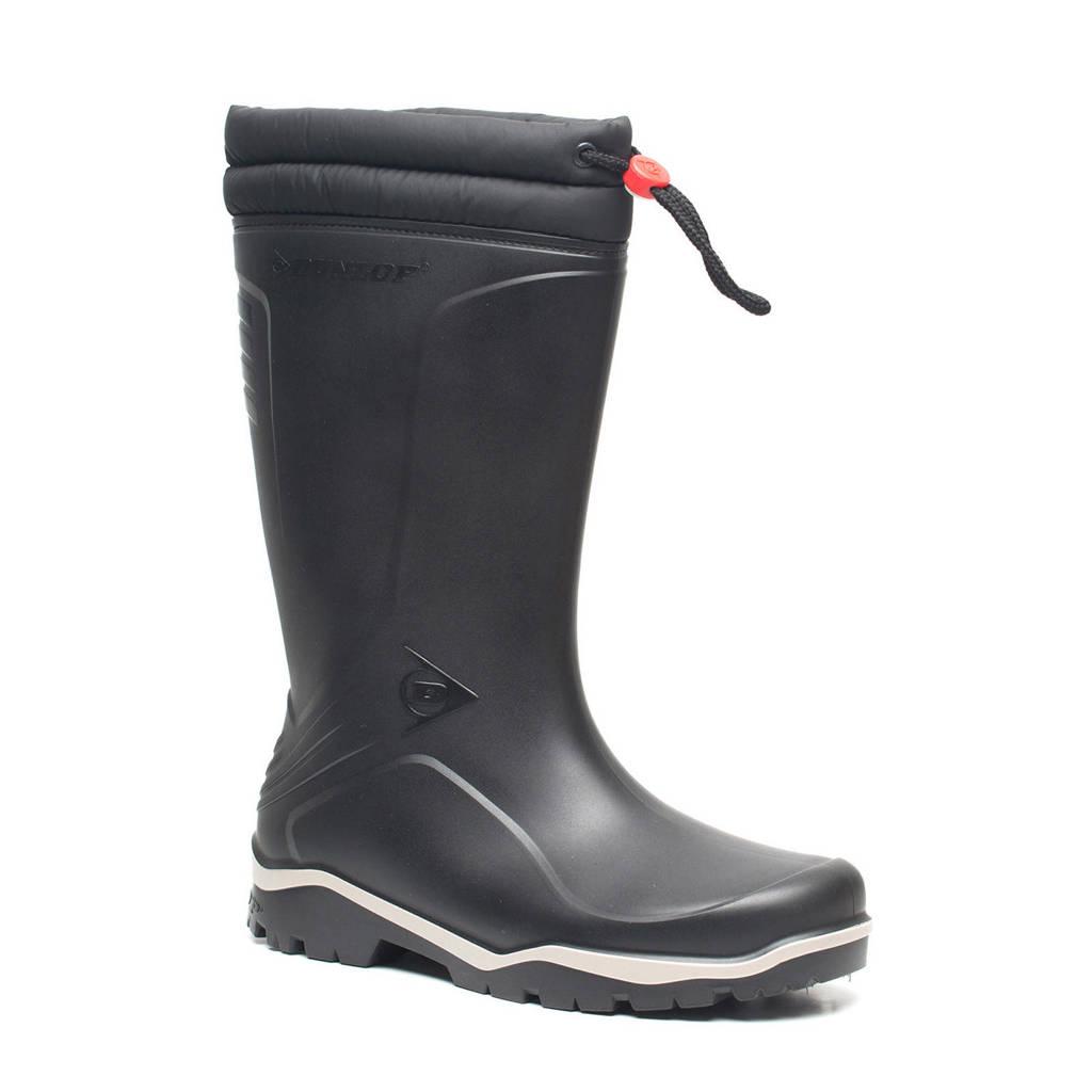 Dunlop Blizzard Thermo regenlaarzen, Zwart