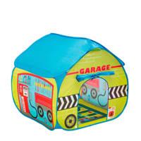 Pop it Up Pop-it-Up garage speeltent, Groen/blauw