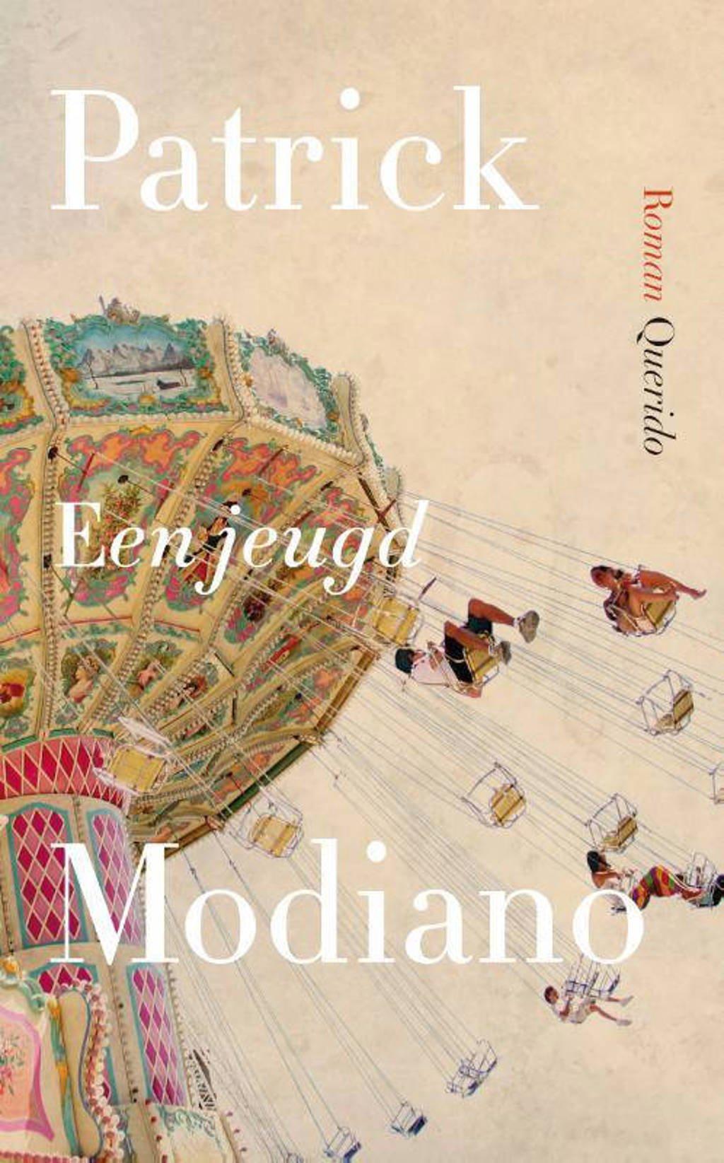 Een jeugd - Patrick Modiano