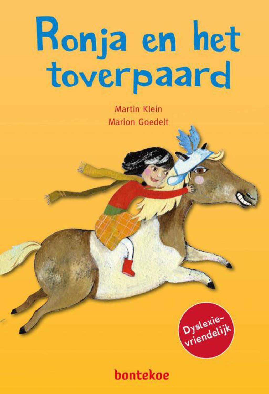 Vaantjes: Ronja en het toverpaard - Martin Klein