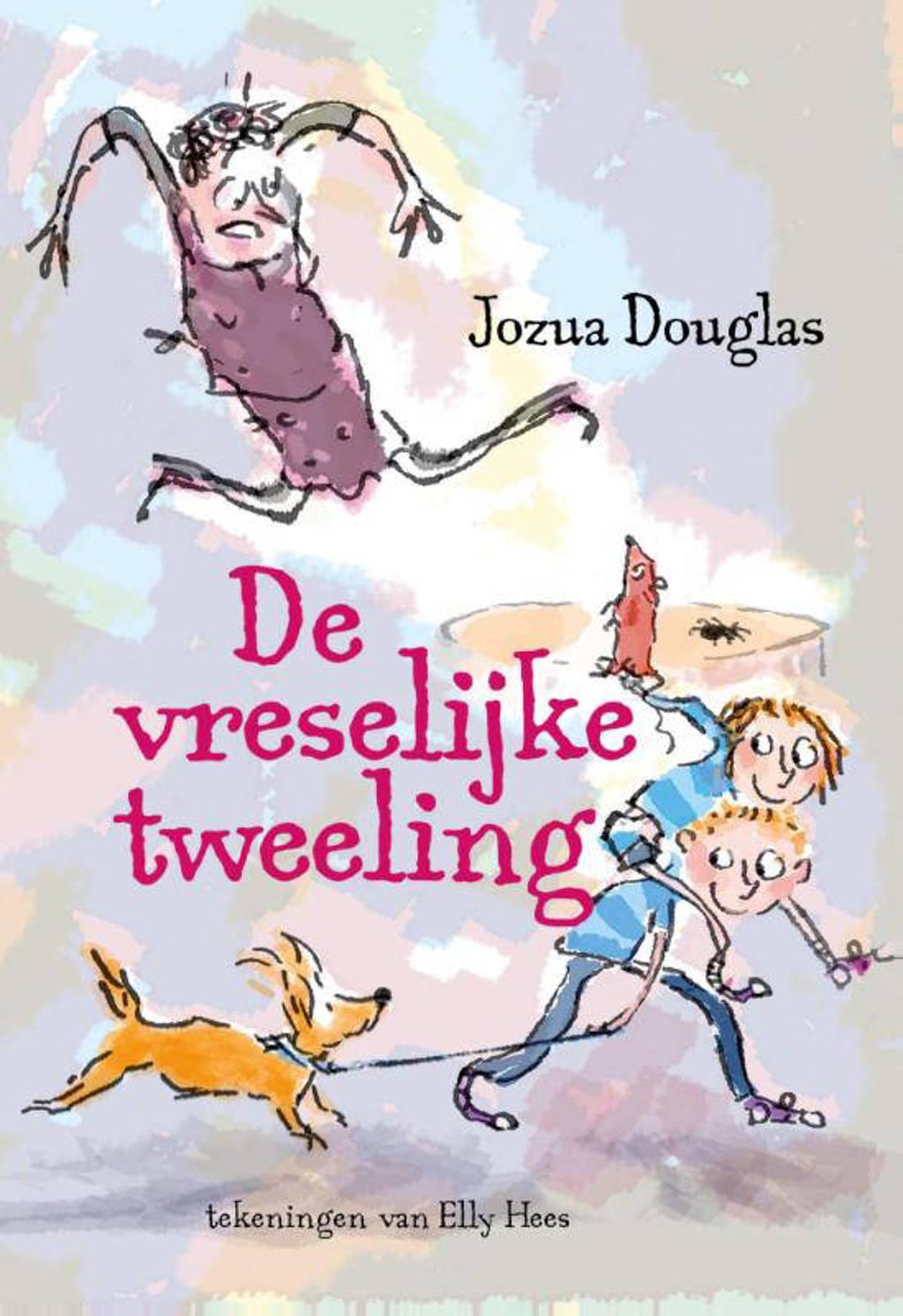 De vreselijke tweeling - Jozua Douglas