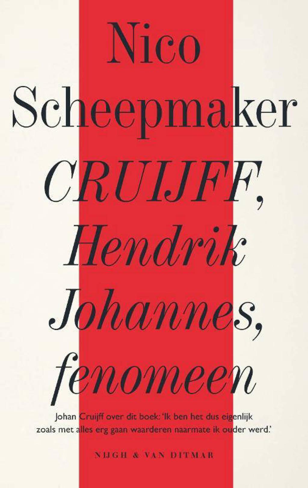 Cruijff - Nico Scheepmaker