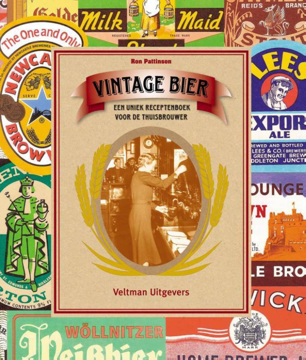 Vintage bier - Ron Pattinson